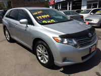 2010 TOYOTA VENZA SE AWD SUV, Crossover..LOW KMS...MINT COND.