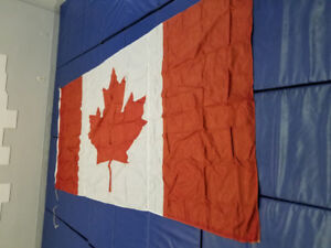 Large Outdoor Canadian Flag 6' x 12'