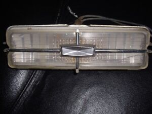 1968 cadillac deville signallight assembly