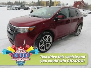 2013 Ford Edge Sport 3.7l v6 Duratec, Canadian touring package