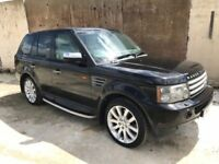 Range Rover Sport 2.7 TDV6 HSE, Fully Loaded, FSH, Side Steps, 12 Month Mot, 3 Month Warranty