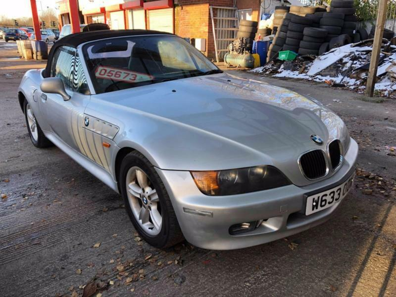 Bmw Z3 1 9 Roadster 2dr In Hyde Manchester Gumtree