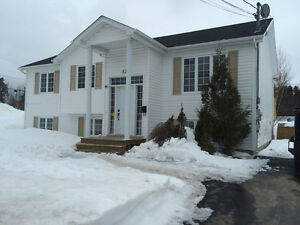 3 BEDROOM MODERN HOUSE FOR RENT IN DIEPPE!!!