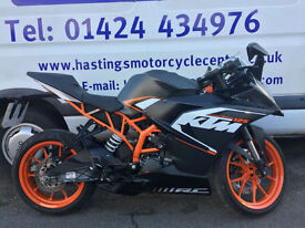 2016 KTM RC 125 ABS / Learner Legal Sports Bike / Nationwide Delivery / Finance