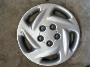 Chrysler generic grey wheel cover, several types.