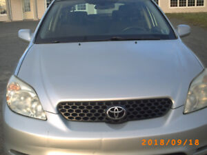 2004 Toyota Matrix XR (Corolla)