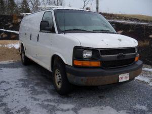 2007 Chevrolet Other Minivan, Van