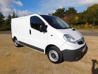 Vauxhall Vivaro 2700CDTI SWB SHRNO VAT TO PAY