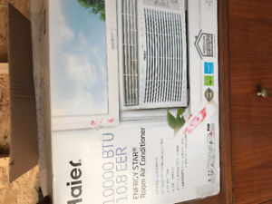 Haier Room Air Conditioner - NEW