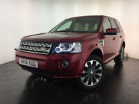2014 LAND ROVER FREELANDER HSE TD4 DIESEL 1 OWNER SERVICE HISTORY FINANCE PX