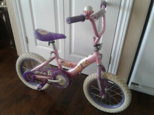 Disney Princess 14 Inch Bike.