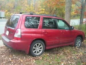 2006 Subaru Forester with Premium Pkg.