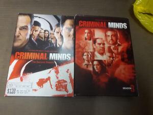Criminal Minds DVD Sets