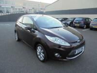 Ford Fiesta 1.4 ( 96ps ) 2011MY Zetec Finance Available