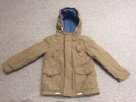 Padded coat Age 5