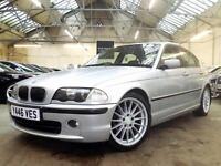 2001 BMW 3 Series 2.2 320i SE Saloon 4dr Petrol Manual (213 g/km, 170 bhp)