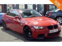 2012 62 BMW M3 4.0 M3 2D AUTO 415 BHP M DCT! HUGE SPEC!
