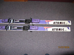 Atomic APC Racing Ski and boots