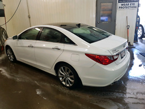 2012 Hyundai Sonata 2.0 Turbo Limited