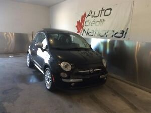 Fiat 500 A/C GR ELECT CUIR MAGS TOIT OUVRANT 2012