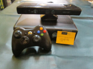 XBox 360 Slim with Kinect For Sale At Nearly New Port Hope