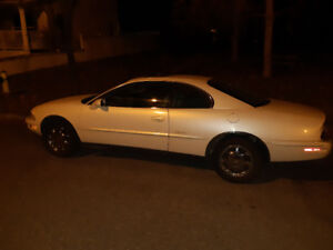 1997 Buick Riviera Supercharged, VG condition, heated leather