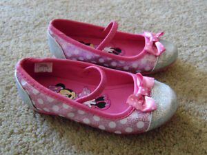 10t minnie mouse shoes