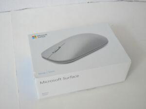 Microsoft Surface Mouse Wireless Bluetooth 4.0 Ambidextrous - Si