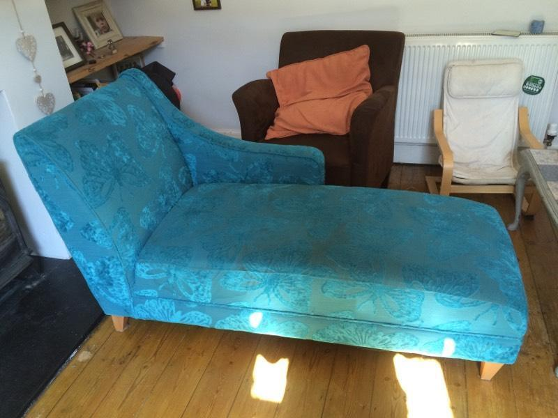 Chaise longue by dfs in portsmouth hampshire gumtree for Chaise longue dfs