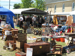 10th ANNUAL SAUBLE BEACH ANTIQUE/COLLECTIBLES SHOW & SALE