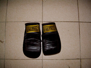 Boxing and MMA gear lightly used