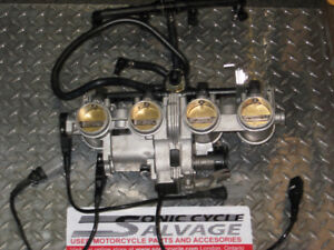 2011 bms s-1000rr throttle bodies with injectors oem