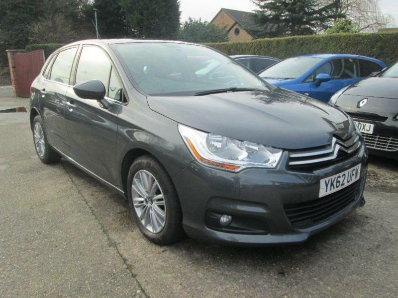 2012 62 citroen c4 1 6 hdi vtr 90 5dr met grey in warrington cheshire gumtree. Black Bedroom Furniture Sets. Home Design Ideas