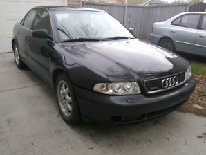1999 Audi 2.8 A4 Quattro Leather Sunroof 5 Speed Manual