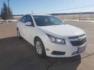 2011 Chevrolet Cruze LT Sedan ONLY 7395$