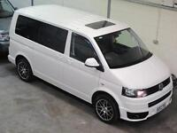 Volkswagen Transporter 4MOTION SWB 180ps KOMBI 8 St Sportline Bumpers *NOW S0LD*