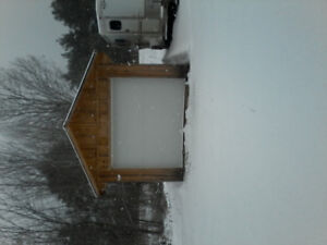 10x20 new shed