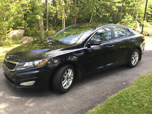 2013 Kia Optima LX Sedan: Great price