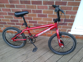 Child's Apollo BMX bike