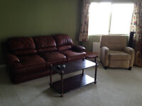 Large 2 bedroom suite for rent
