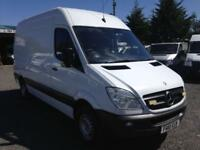 Mercedes-Benz Sprinter Mobiel workshop/ tyre fitter vehicle 2.1TD 313CDI MWB
