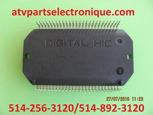 VENTE DE COMPOSANTS ELECTRONIQUES AUDIO POWER AMPLIFIER