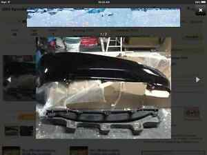 2008 Hyundai Accent Rear Bumper Assembly