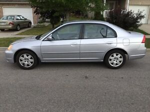 MUST SELL HONDA CIVIC LOW KMS