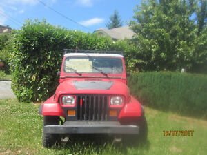 1992 Jeep TJ Other