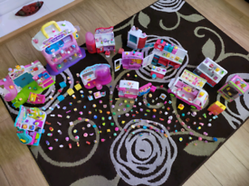 Shopkins Play Sets and Figures