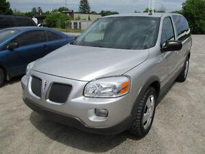 2009 Pontiac Montana LOW KM, NO ACCIDENTS