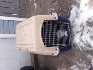 Dog/cat travel kennel