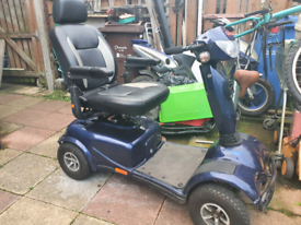 Excel mobility scooter