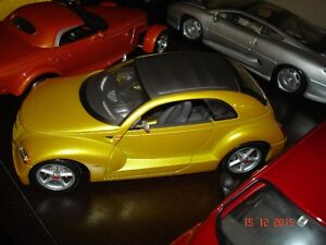 Mustang concept/pronto/Prowler/chrysler diecast 1/18 die cast